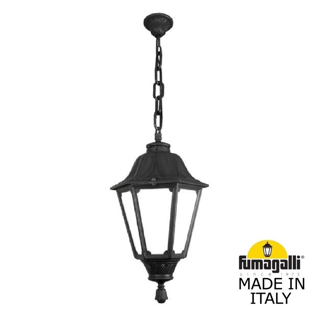 Подвесной уличный светильник Fumagalli SICHEM/Noemi E35.121.000.AYH27