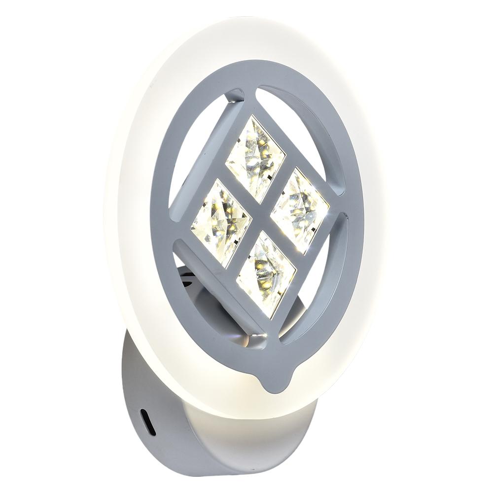 Светодиодный накладной светильник Profit Light 18030/1W B WHT 26W