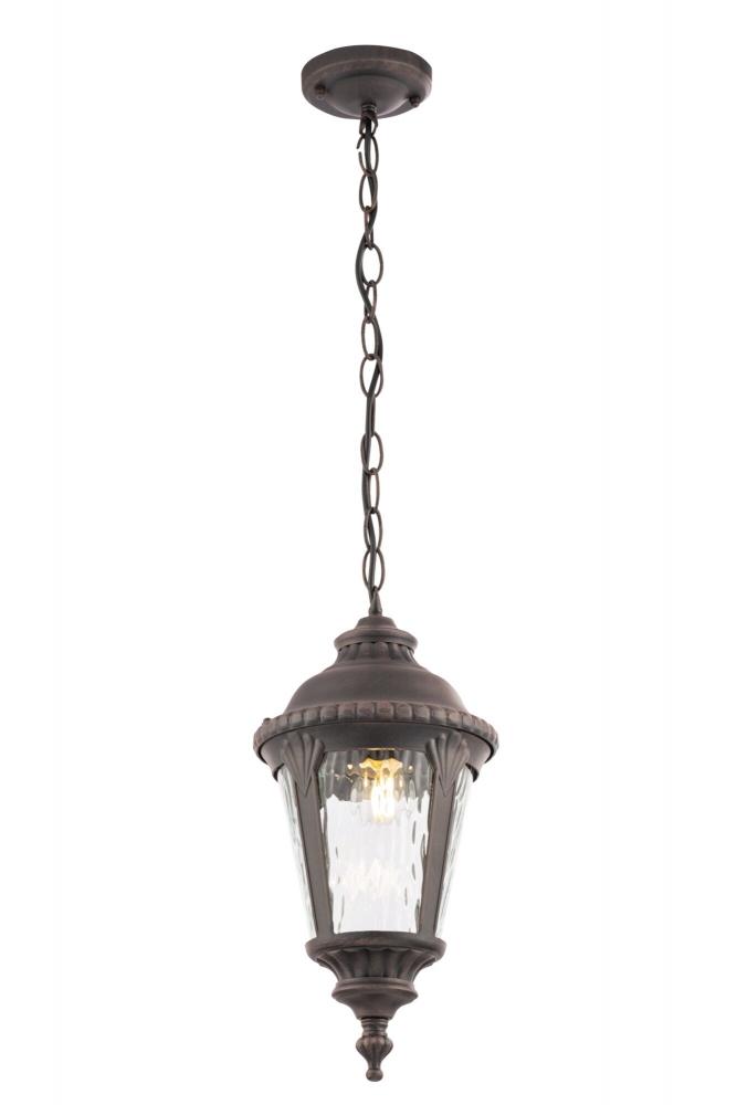 Уличный подвесной светильник Goiri O029PL-01BZ