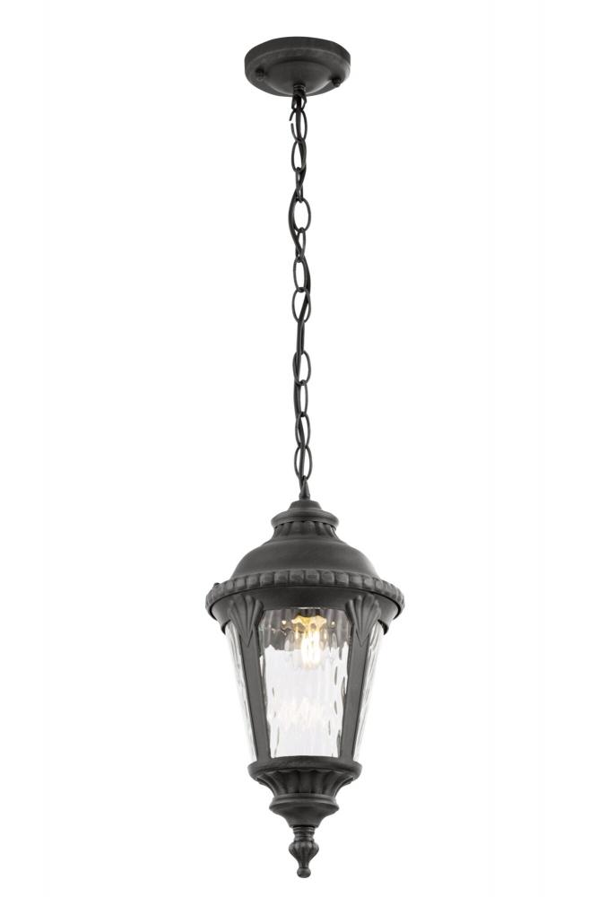 Уличный подвесной светильник Goiri O029PL-01GN