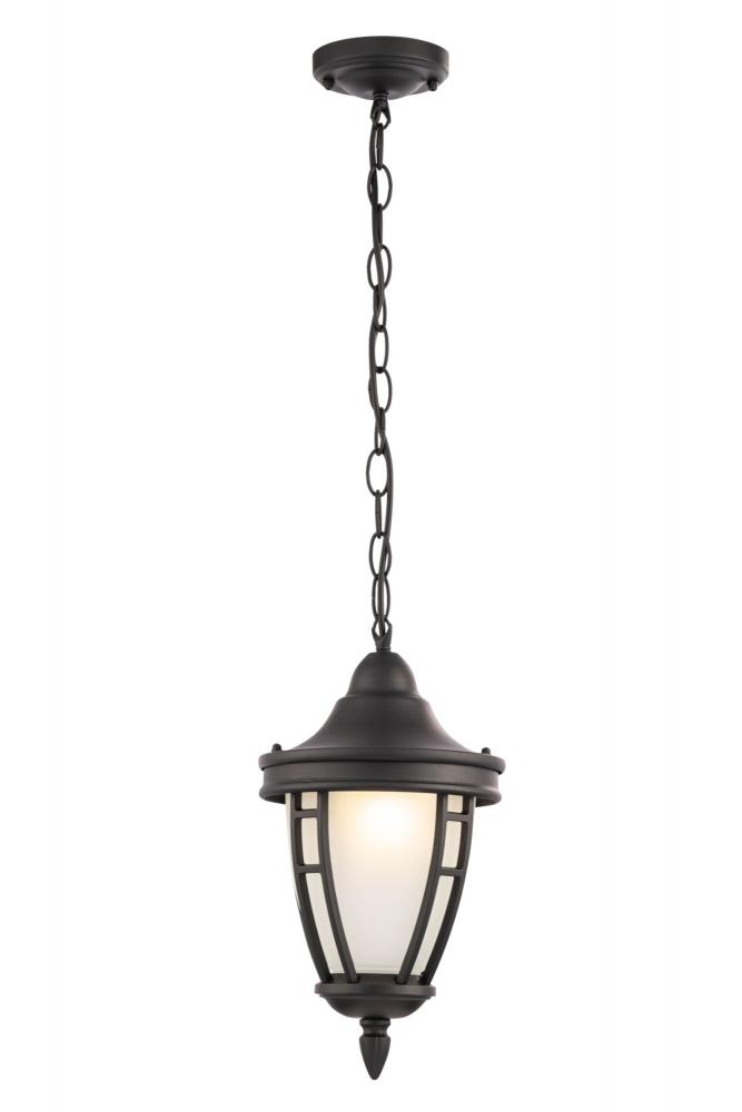 Уличный подвесной светильник Maytoni Novara O027РL-01B