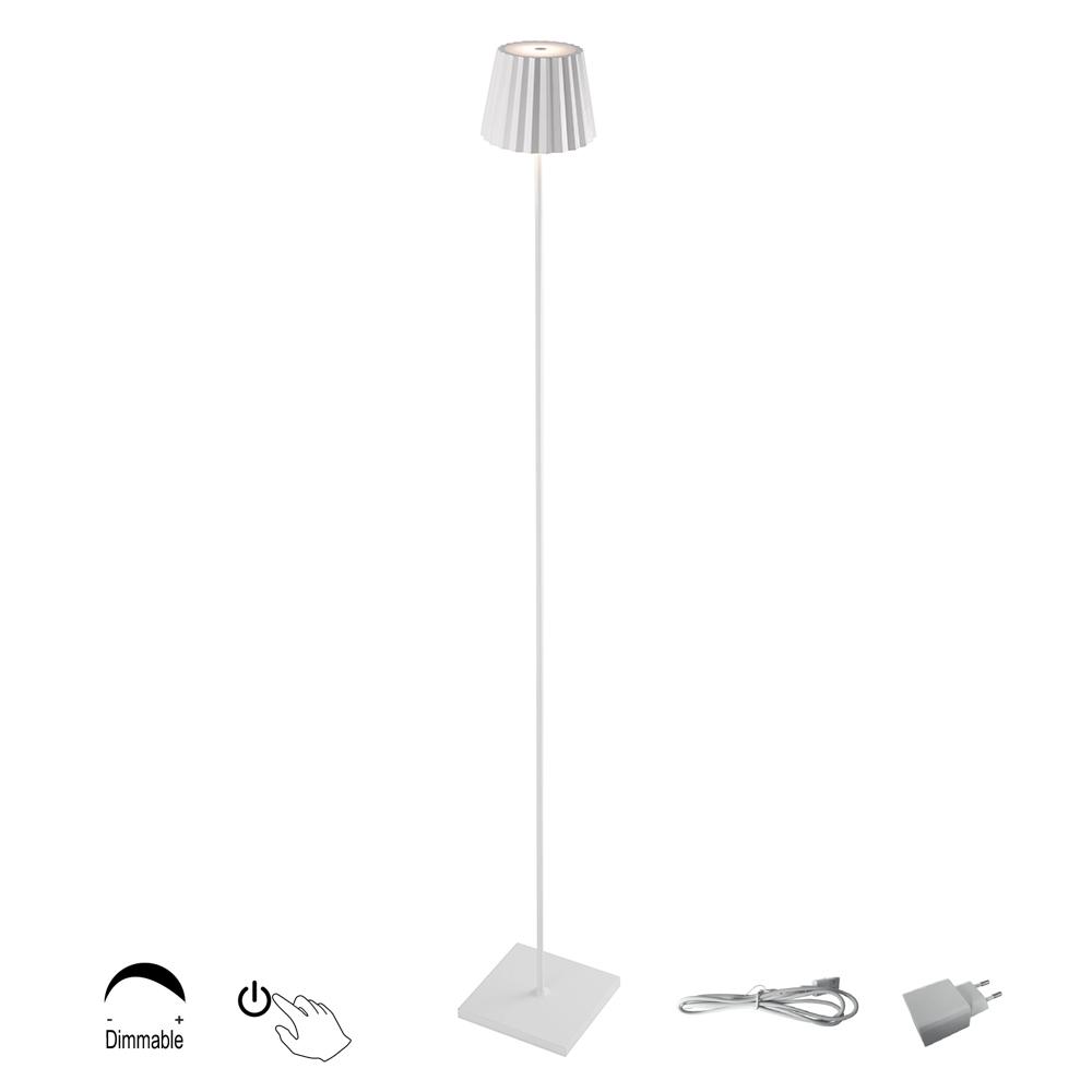 Напольный уличный переносной диммируемый светильник Mantra K2 7100
