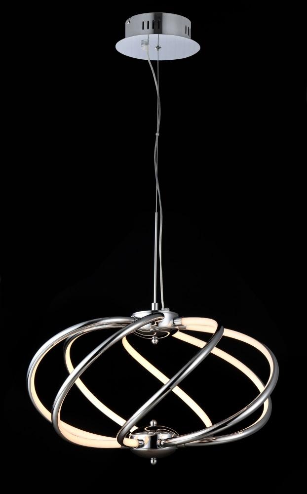 Подвесной светодиодный светильник Maytoni Venus MOD211-07-N