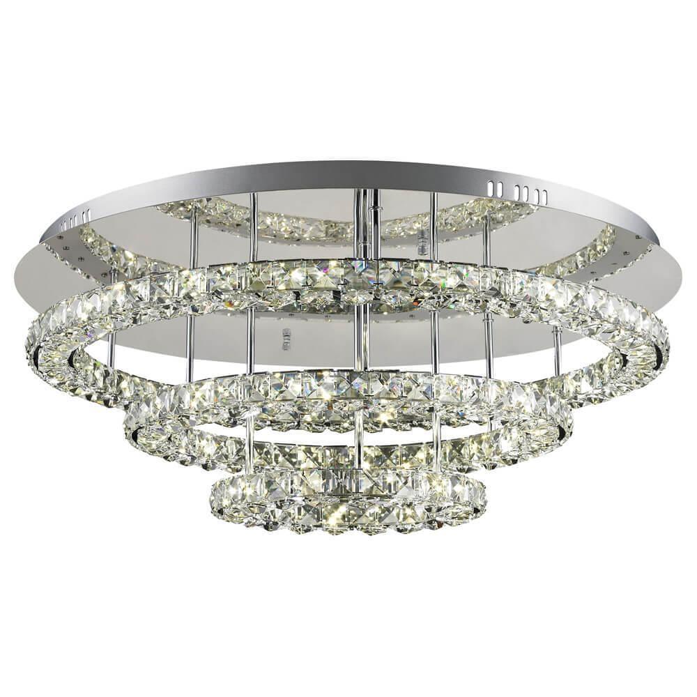 Потолочный светодиодный светильник Globo Marilyn 1 67037-72