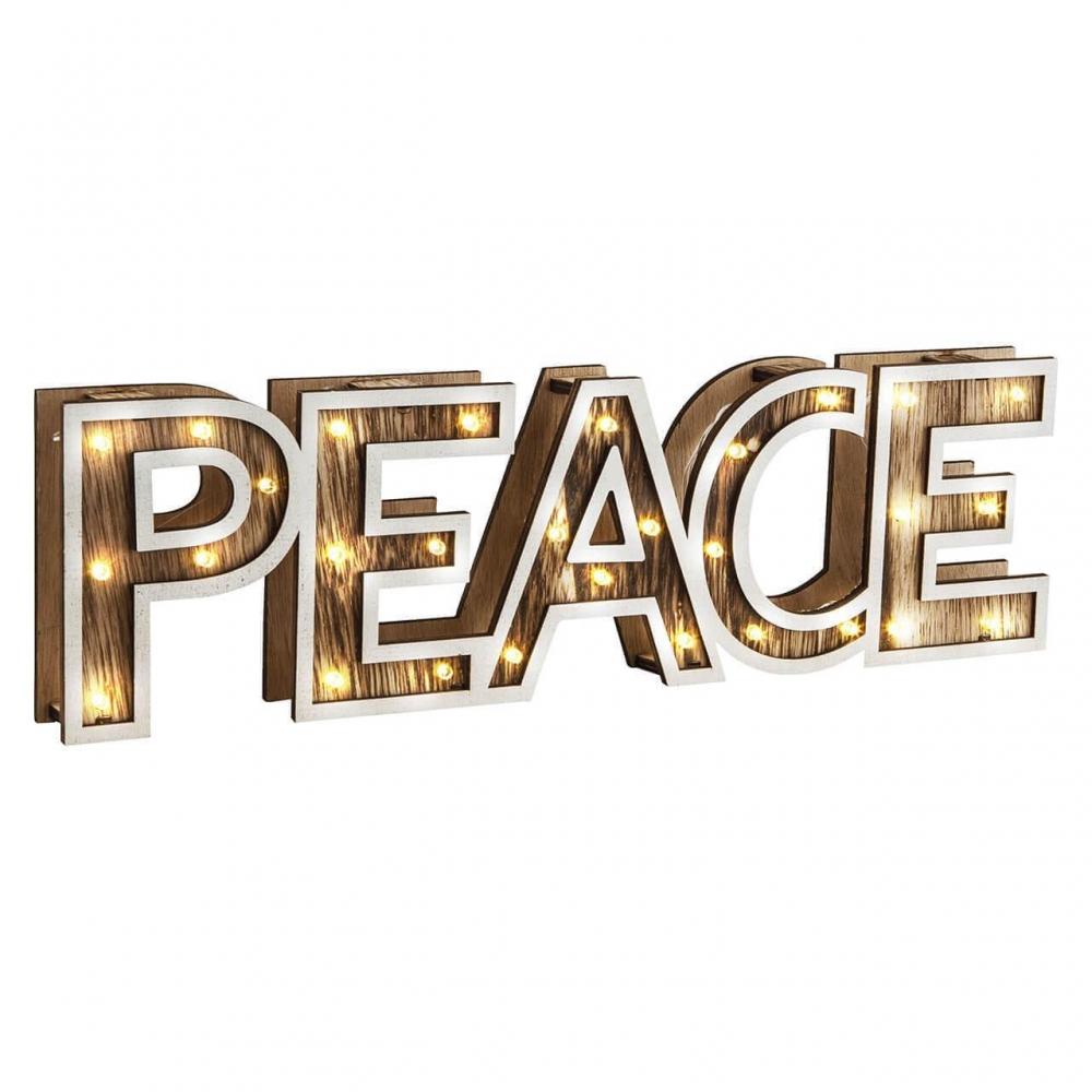Настольная лампа Globo Peace 29977