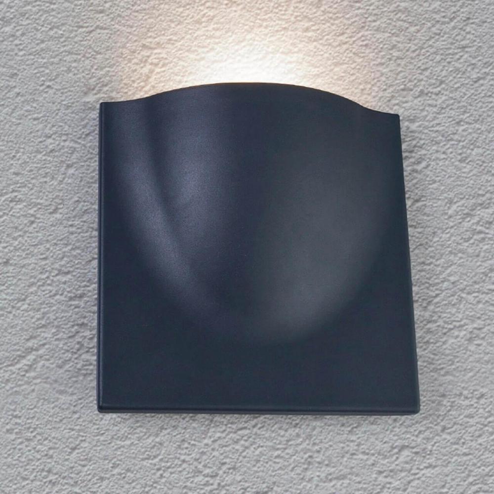 A8512AL-1GY Уличный настенный светодиодный светильник Arte Lamp Tasca