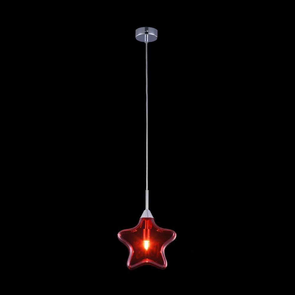 Подвесной светильник Maytoni Star MOD242-PL-01-R