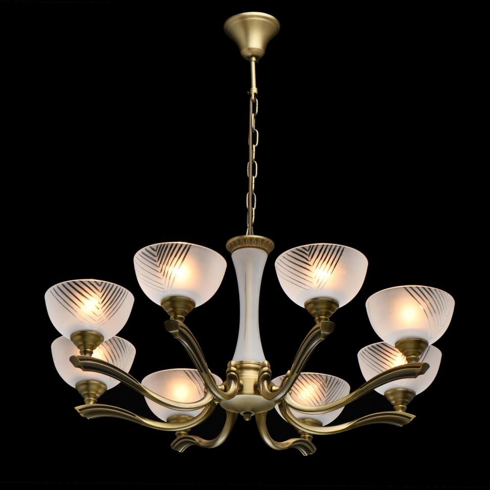 Подвесная люстра MW-Light Афродита 317014808
