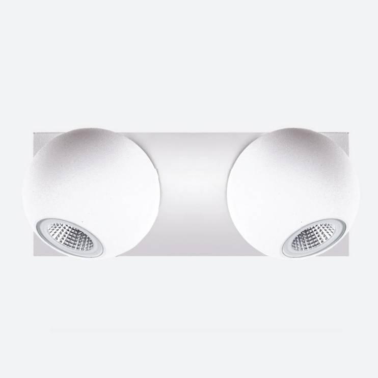 Уличный настенный светильник Donolux DL18403/21WW-White