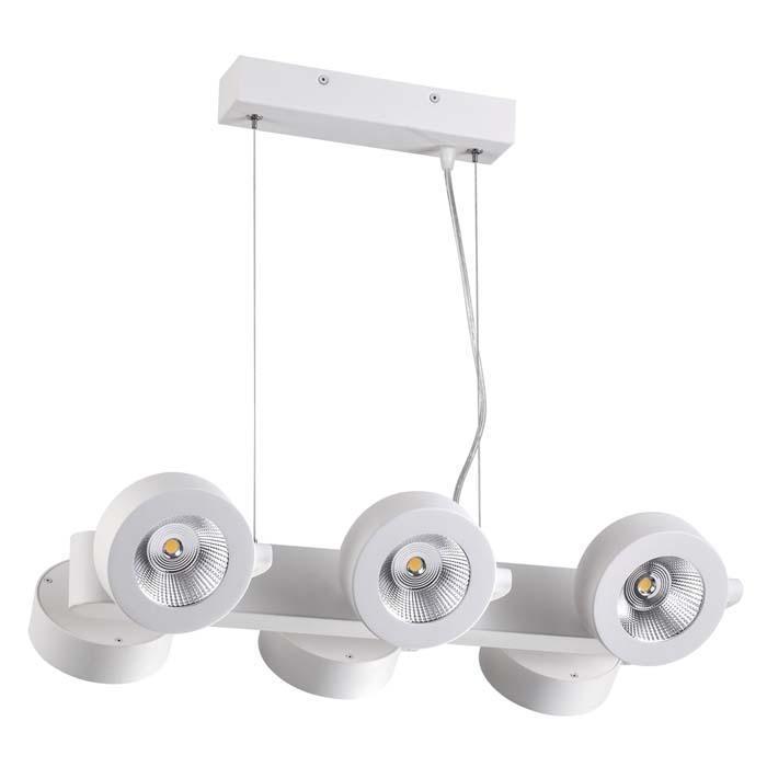 Светодиодный спот Odeon Light Pumavi 3493/60L