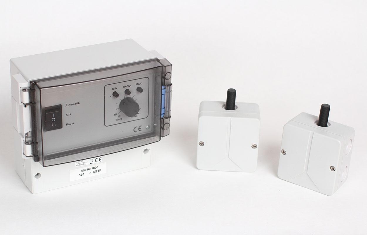 13039VRT Плавный регулятор скорости Vort Delta T