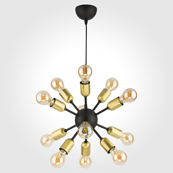 Люстра подвесная 1469 Estrella Black TK Lighting TK Lighting