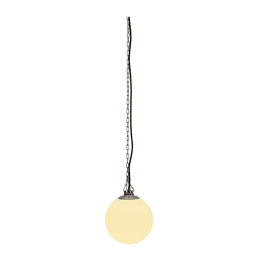 Уличный подвесной светильник SLV Rotoball Swing 25 228052