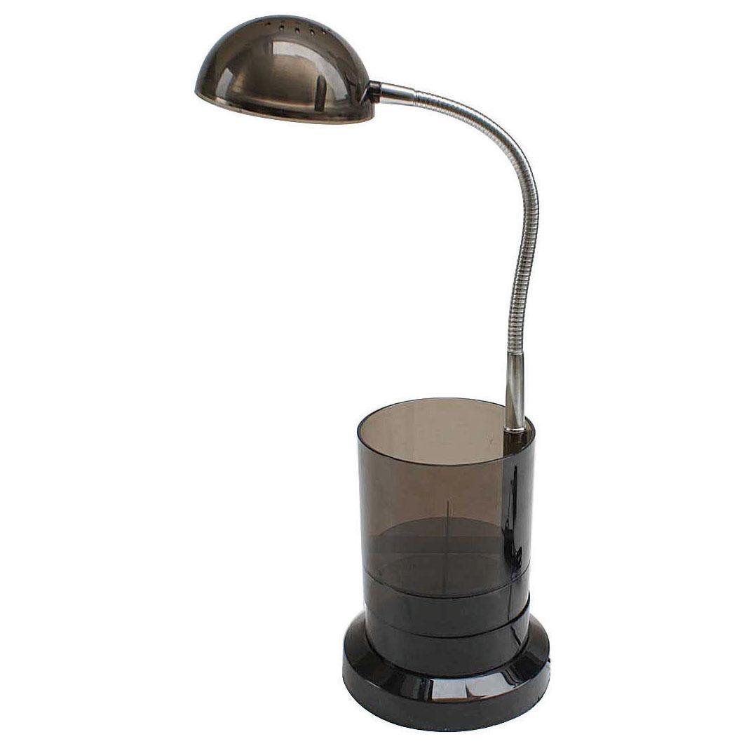 Настольная светодиодная лампа Horoz Berna черная 049-006-0003 (HL010L)
