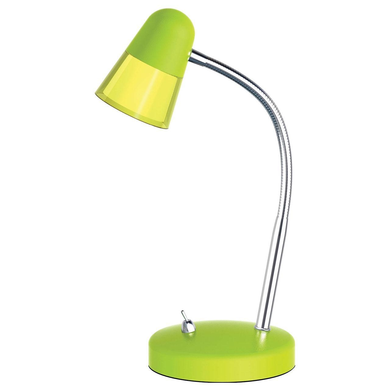 Настольная светодиодная лампа Horoz Buse зеленая 049-007-0003 (HL013L)