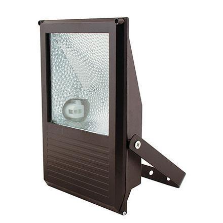Прожектор галогенный Horoz 150W черный 067-001-0150 (HL120)