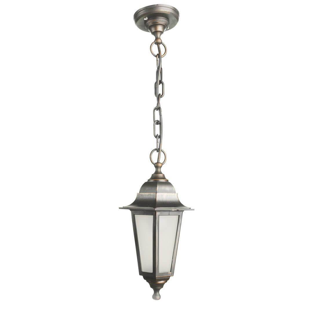 Уличный подвесной светильник Arte Lamp Zagreb A1216SO-1BK