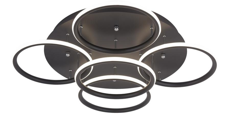 A2500PL-5BK Потолочная светодиодная люстра Arte Lamp