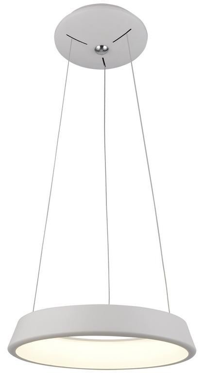Подвесной светодиодный светильник Arte Lamp A6240SP-1WH