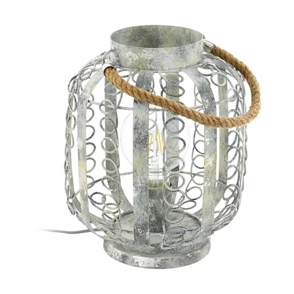 49134 Настольная лампа EGLO HAGLEY
