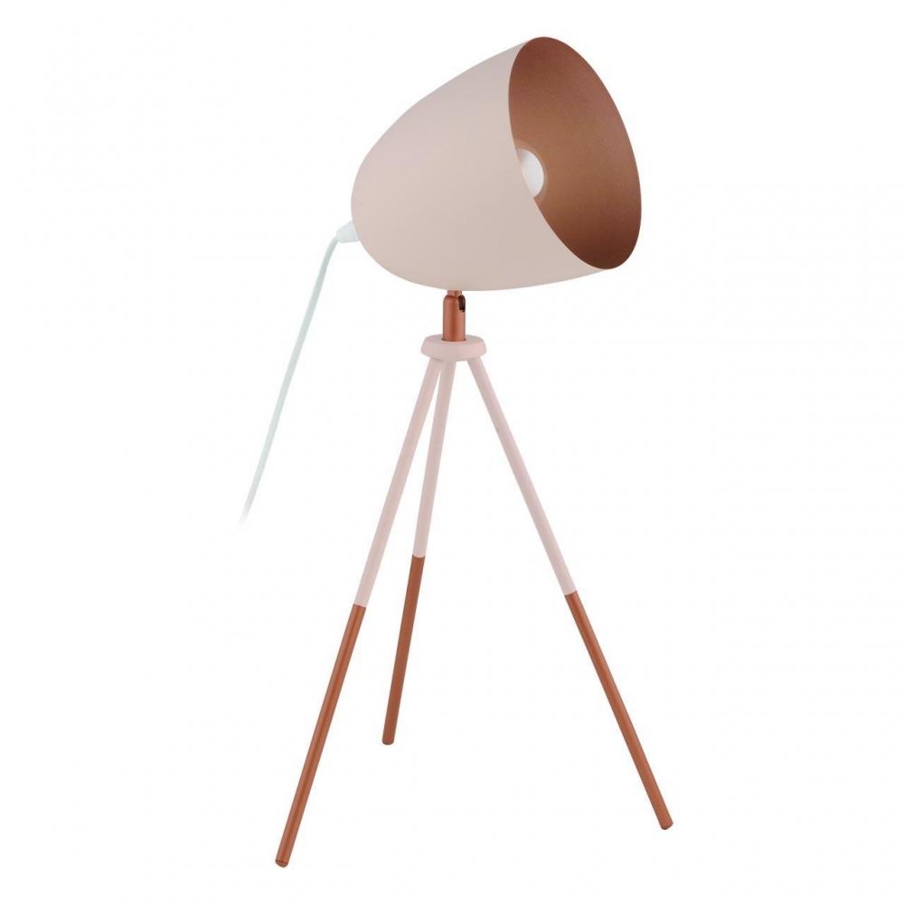 49038 Настольная лампа на треноге EGLO СHESTER-P