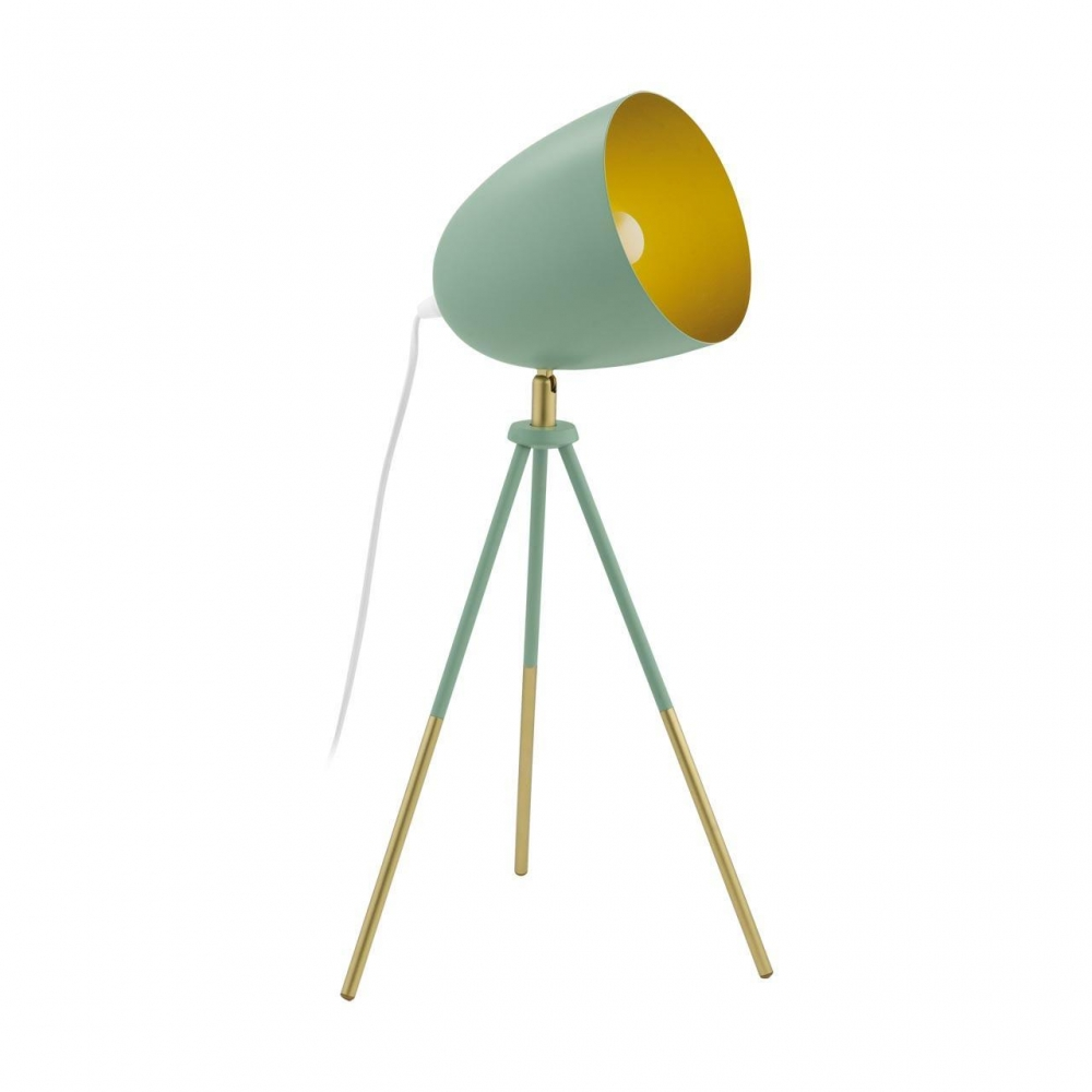 49047 Настольная лампа на треноге EGLO СHESTER-P