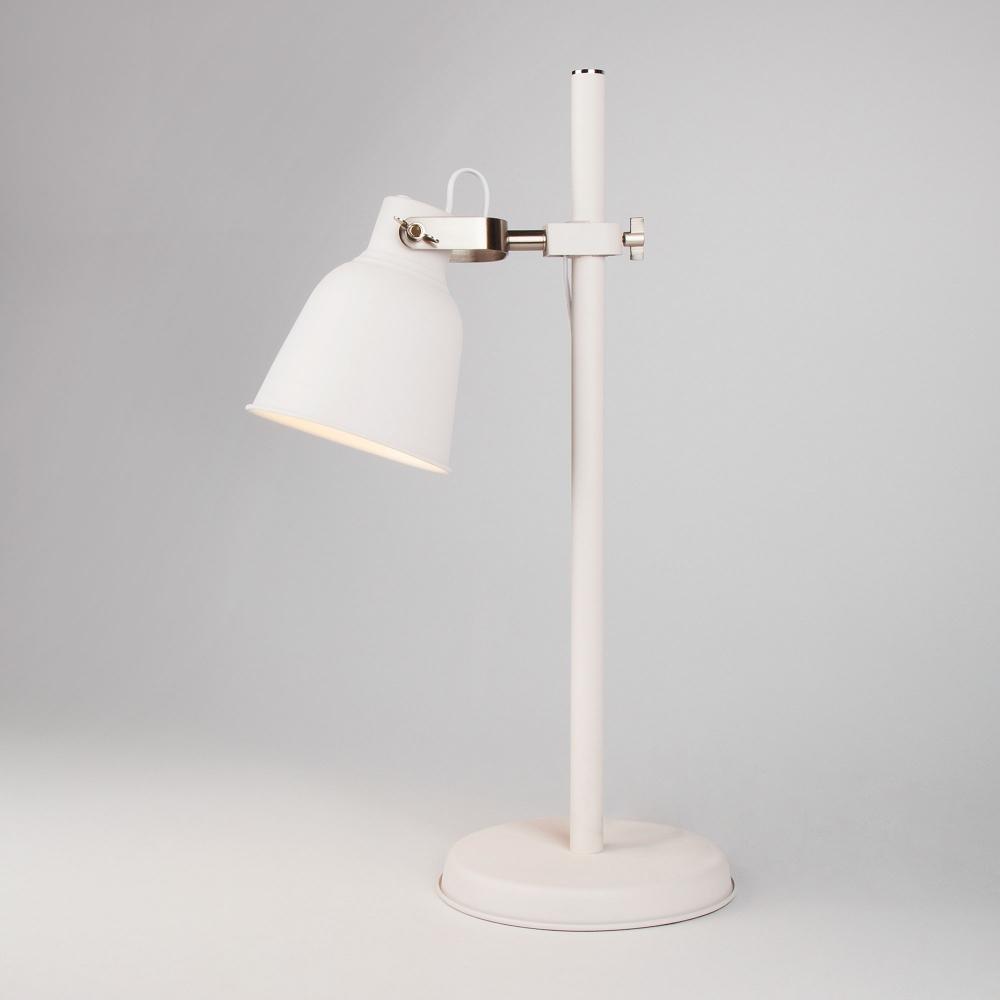 Настольная лампа Eurosvet Projector 01031/1 белый