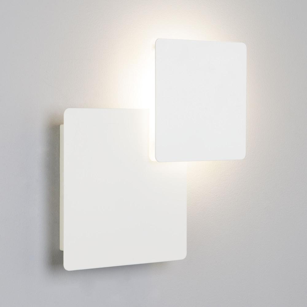 40136/1 белый 6W Светодиодный настенный светильник ЕВРОСВЕТ Screw