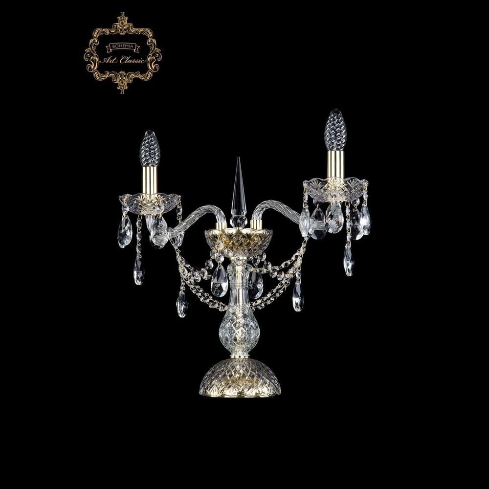 12.25.2.141-37.Gd.Sp Настольная лампа Art Classic