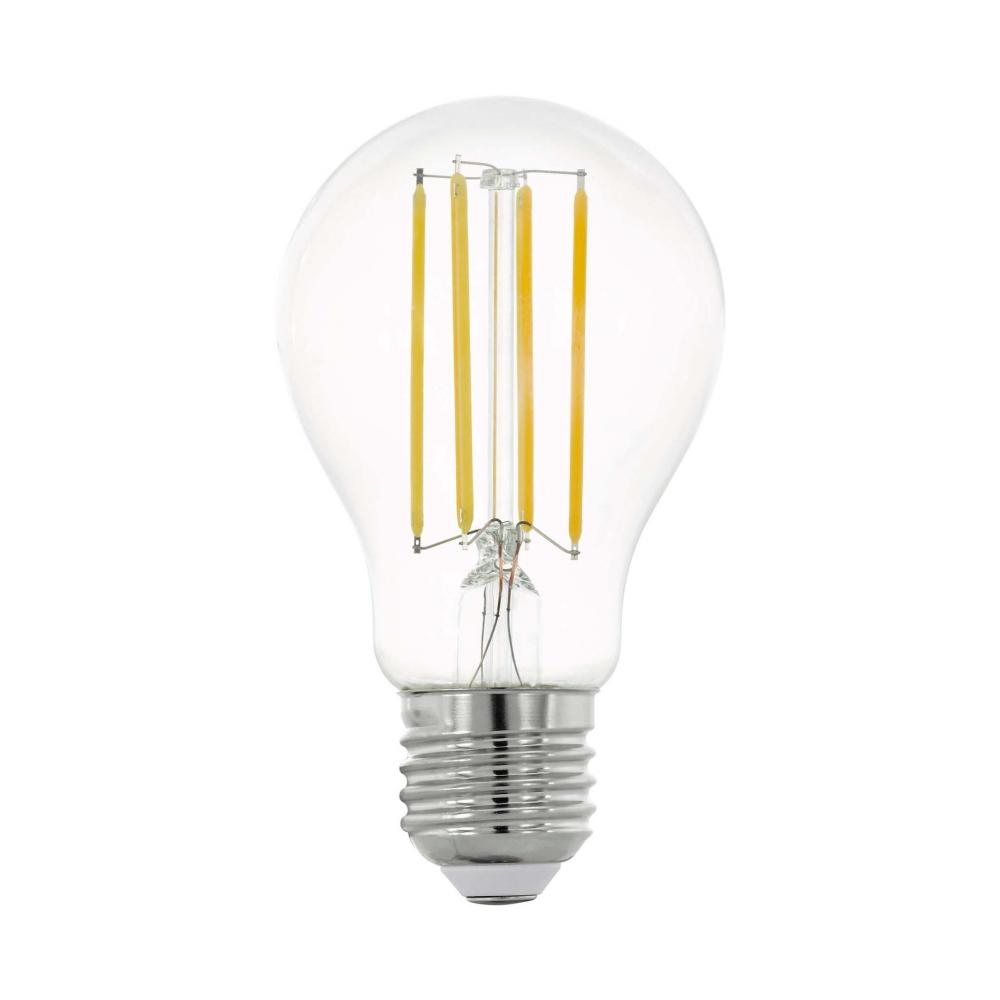 11755 Лампа LED филаментная прозрачная E27 Eglo