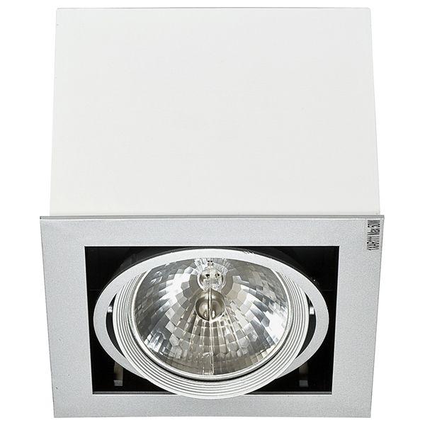 5305 Накладной светильник Nowodvorski BOX white I