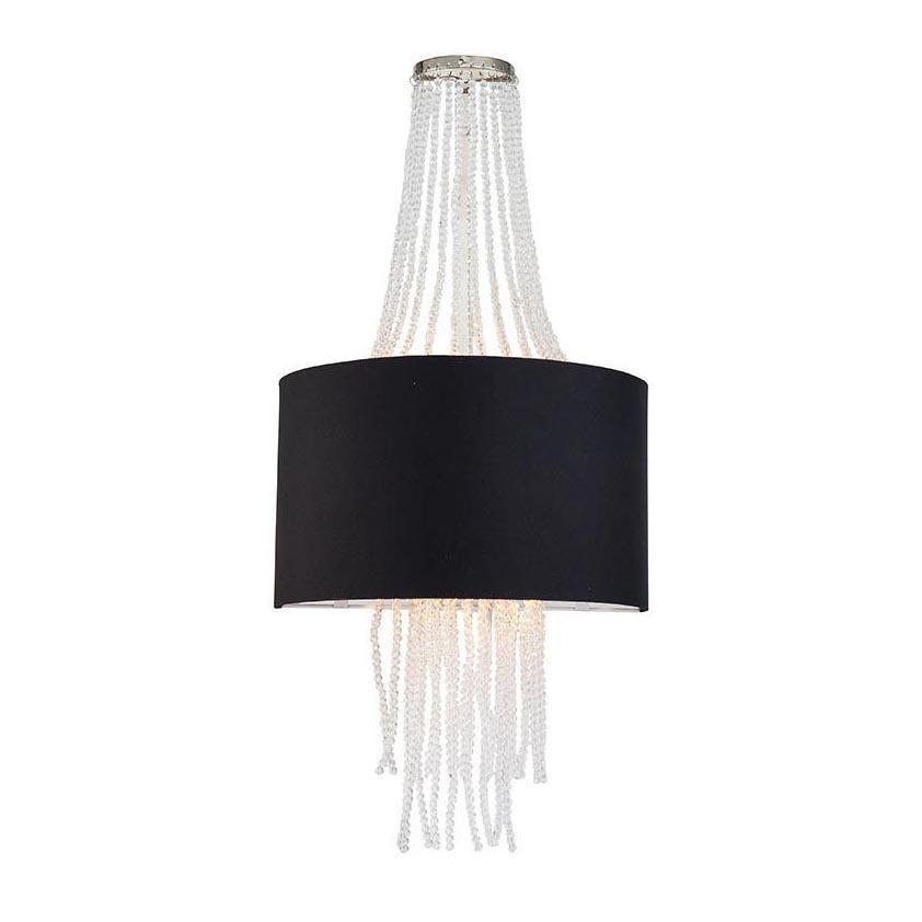 Настенный светильник Lucia Tucci Cosmopolitan W2970.2 Black