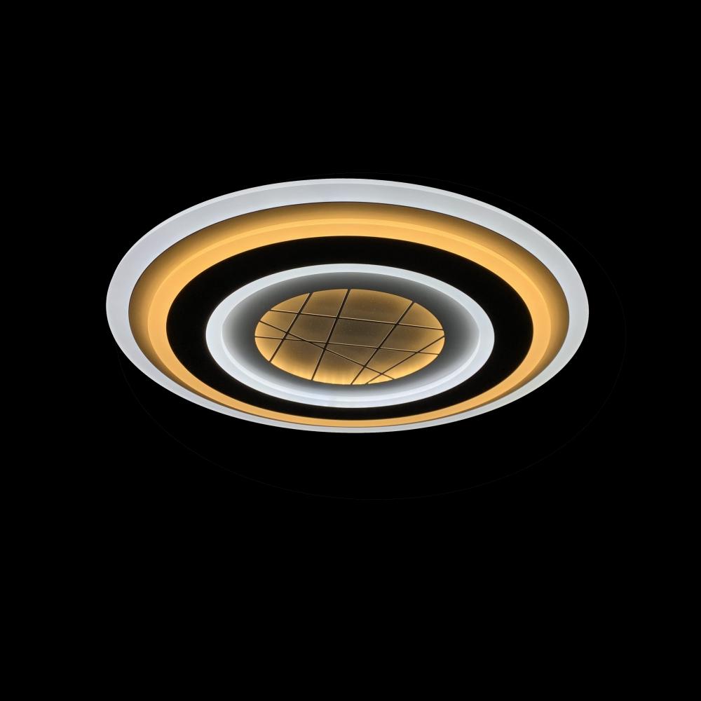 LED LAMPS 5605 Потолочная светодиодная люстра с пультом д/у Natali Kovaltseva