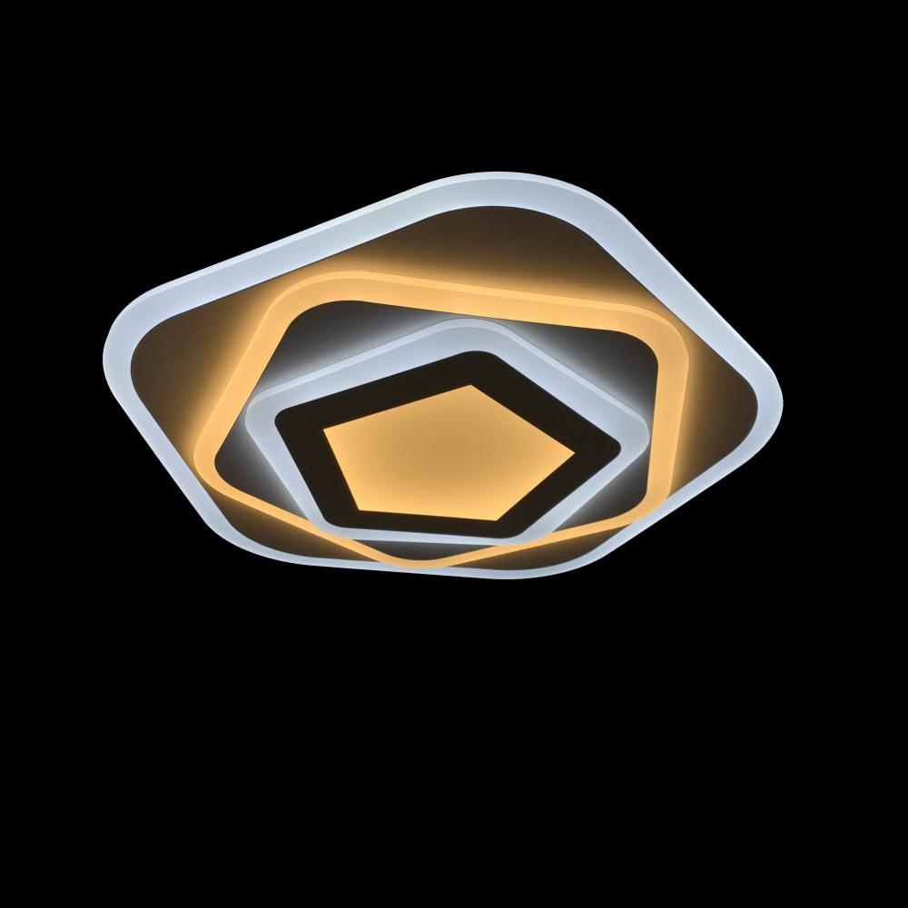 LED LAMPS 6056 Потолочная светодиодная люстра с пультом д/у Natali Kovaltseva