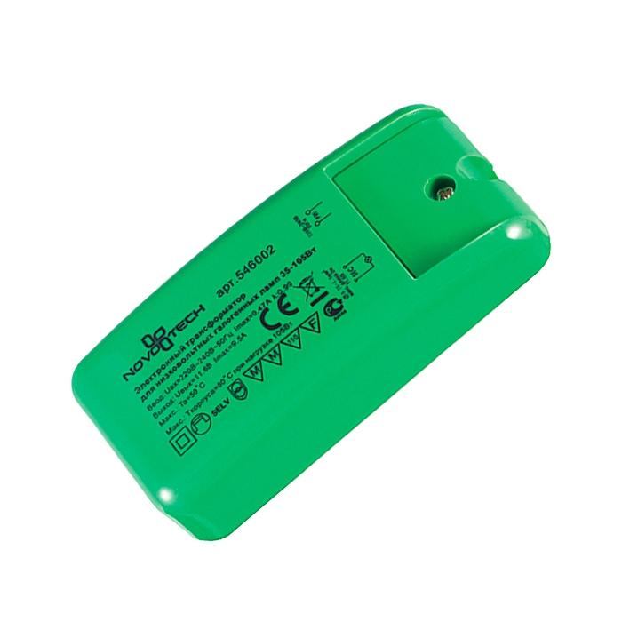 546002 Трансформатор для галогенных ламп на 35-105W Novotech