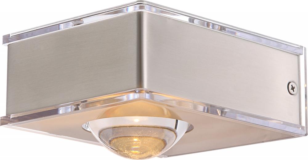 Уличный настенный светодиодный светильник Globo Dek 34178