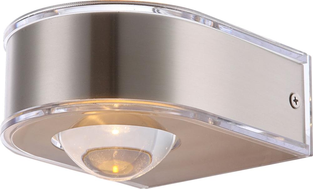Уличный настенный светодиодный светильник Globo Dek 34179