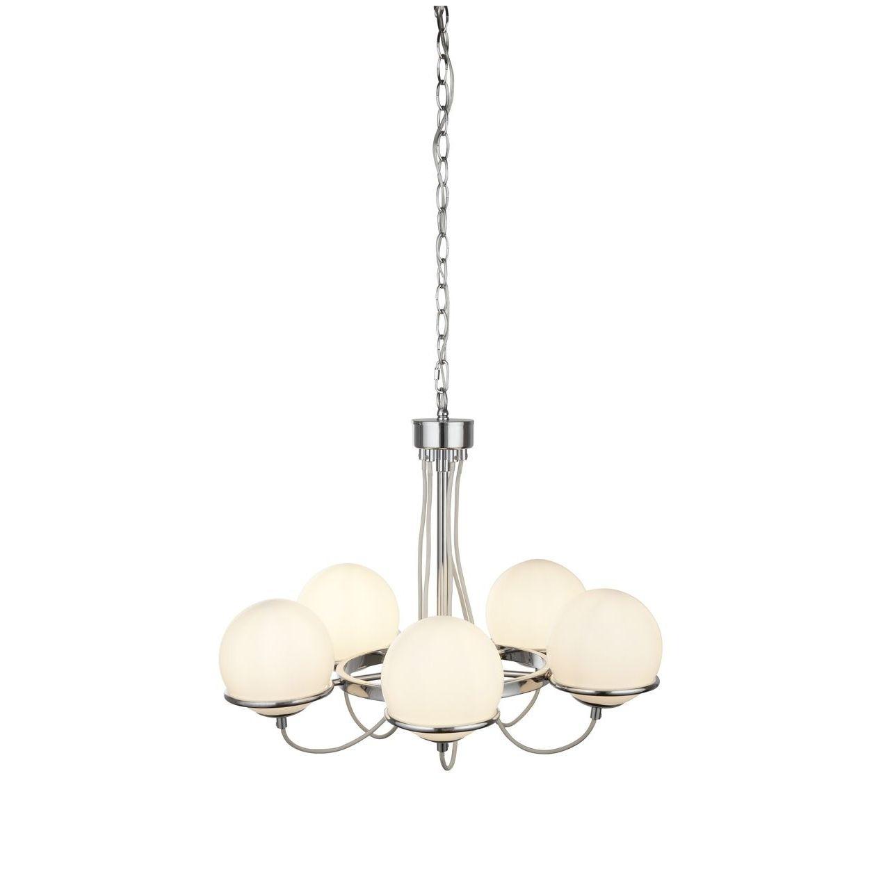 A2990LM-5CC Подвесная люстра Arte Lamp Bergamo