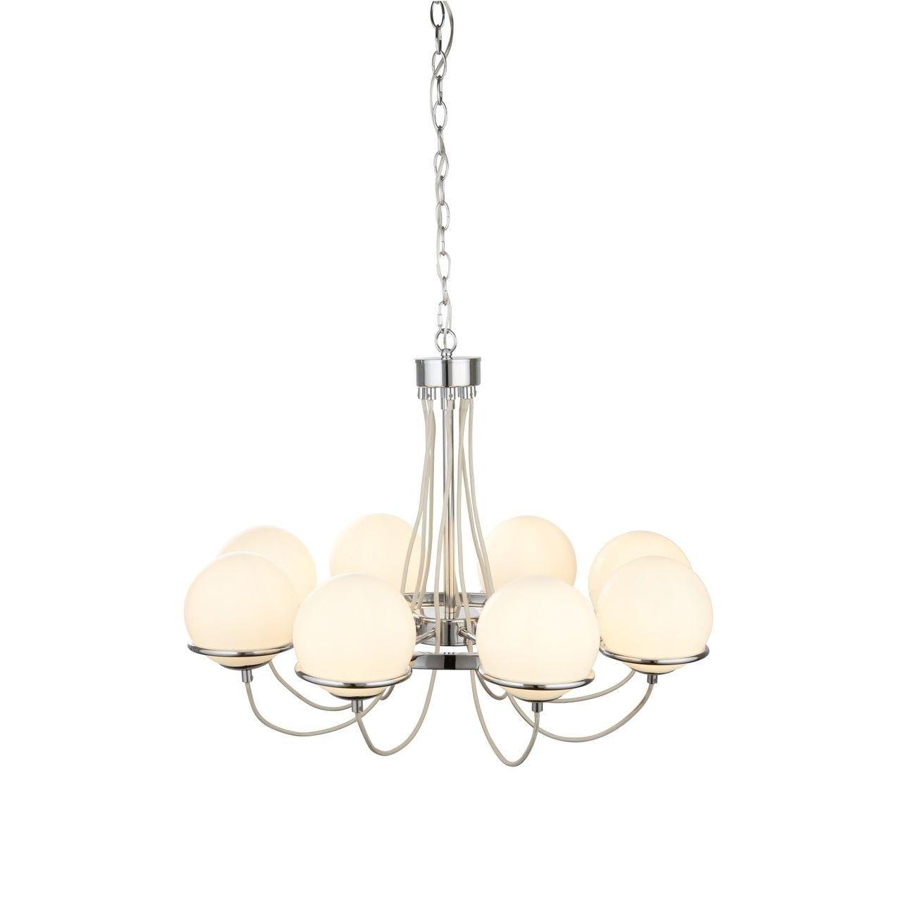 A2990LM-8CC Подвесная люстра Arte Lamp Bergamo