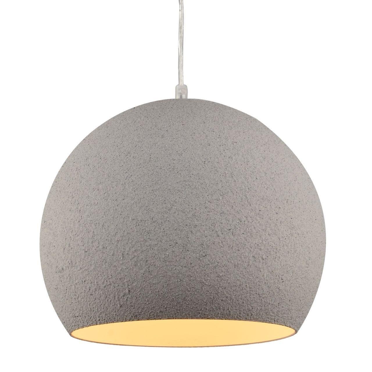 Подвесной светильник Arte Lamp Intonaco A1830SP-1GY