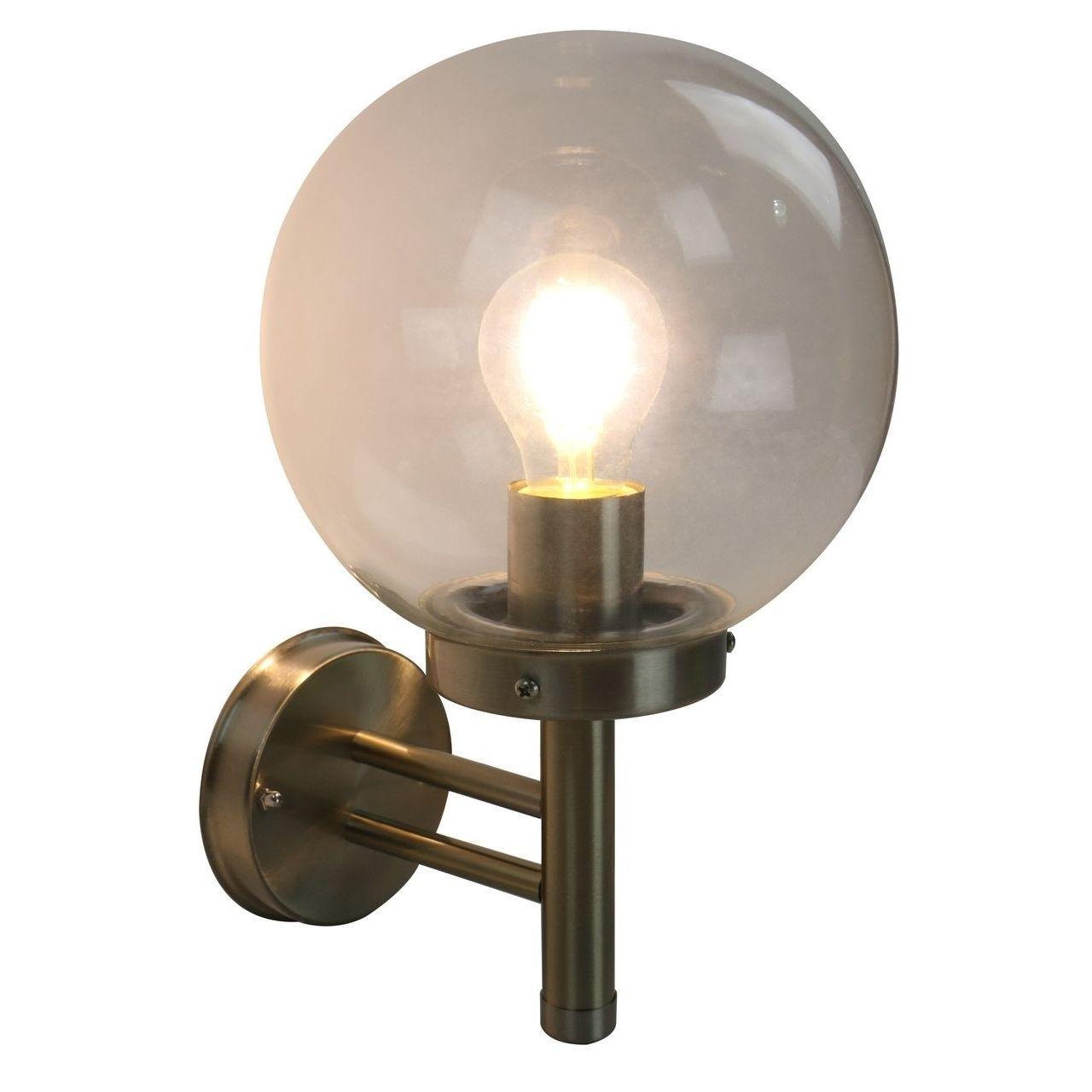 A8365AL-1SS Уличный настенный светильник Arte Lamp Gazebo