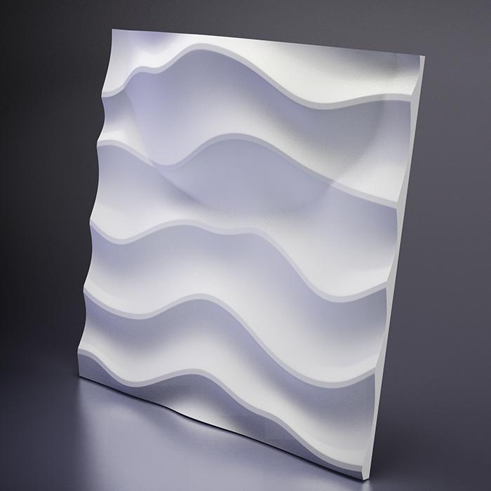 D-0003-3WH Design Sandy 2 LED White (со встроенным светильником)