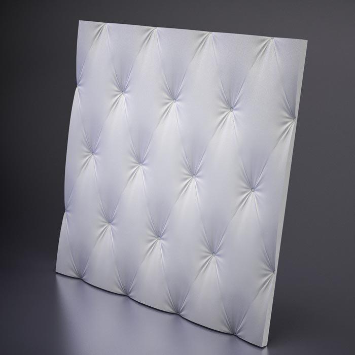 M-0043 Дизайнерская 3D панель из гипса Artpole Design Aristocrate